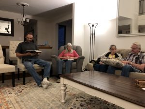 heritage valley tuesday night bible study